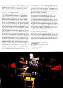 Interview mit dem Wiener Theatermacher Ludvik Kavin der Redakteurin Lina Bibaric