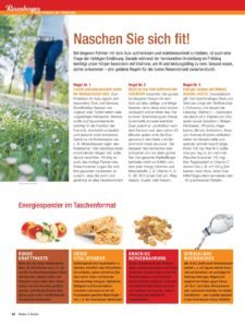 Rosenberger |Reisen & Rasten Artikel, Text & Konzept Lina Bibaric