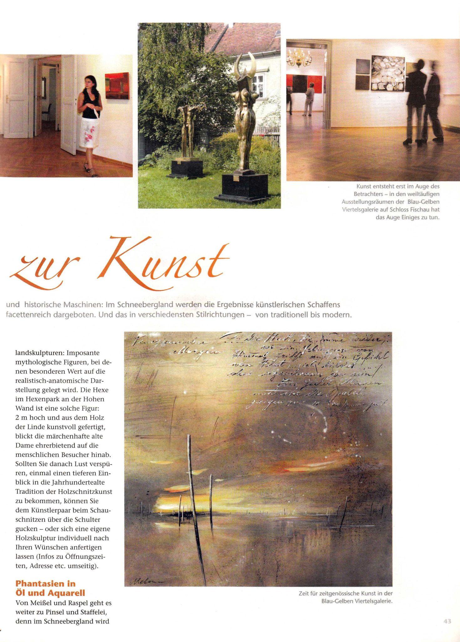 Künstlerinnen-Portraits | Idee, Konzept, Recherche, Bildredaktion, Text