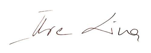 Lina Unterschrift