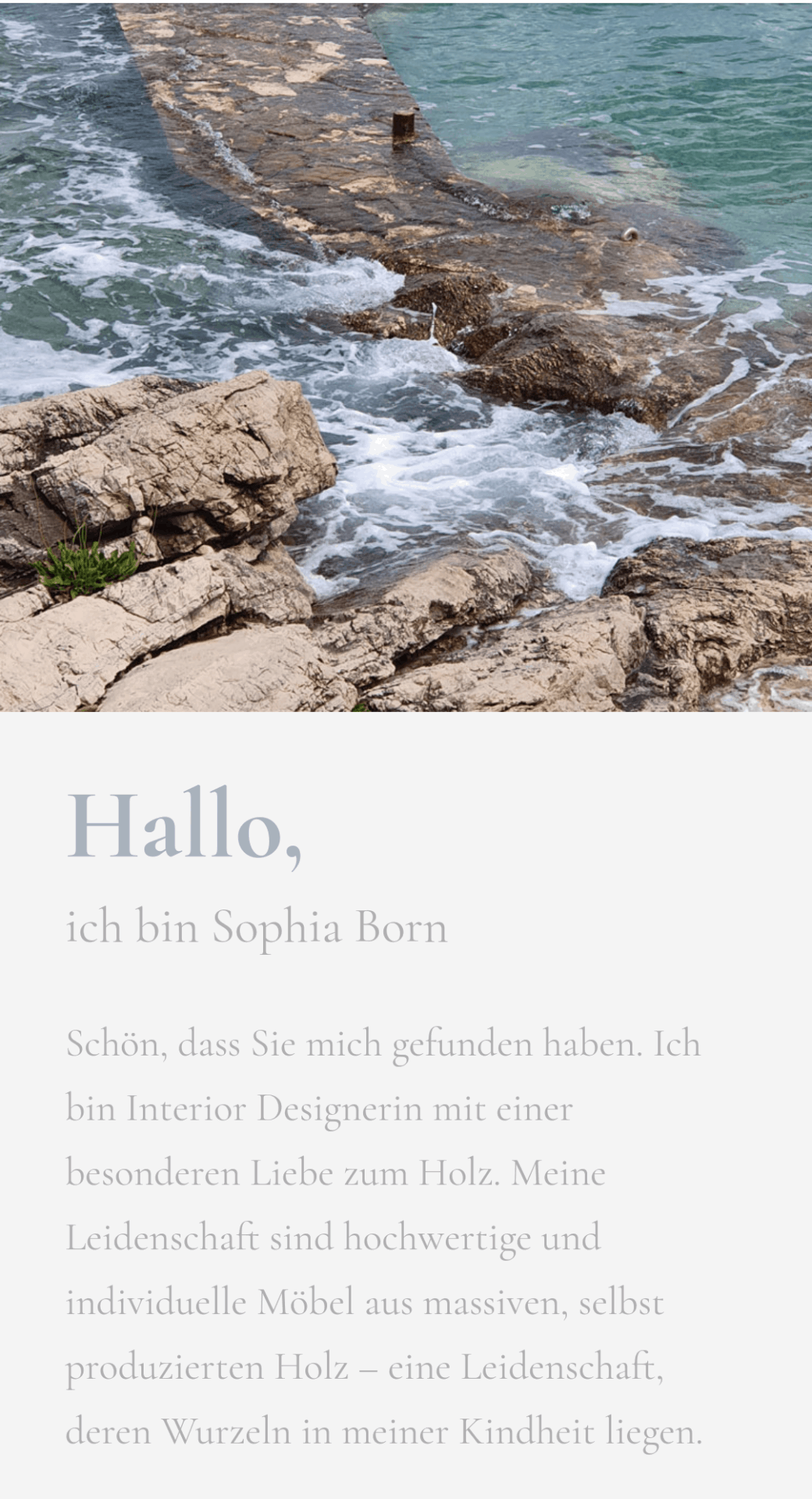 sophia born | Text: Lina Bibaric