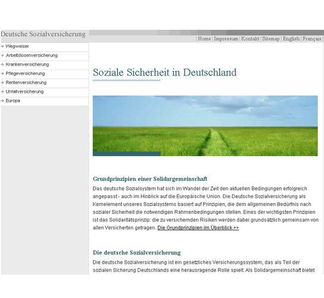Deutsche Sozialversicherung