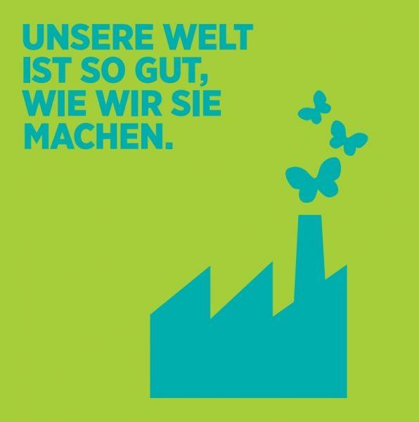Grüne Wirtschaft Österreich, UnternehmensFolder | Konzept & Text Lina Bibaric, Texterin