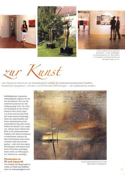 Künstlerinnen-Portraits   Idee, Konzept, Recherche, Bildredaktion, Text