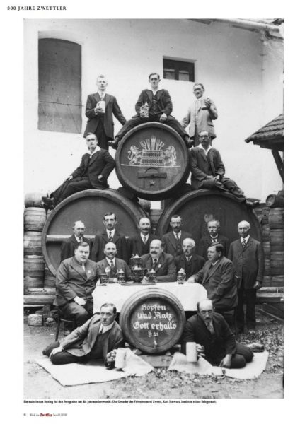 300 Jahre Zwettler Brauerei, Advertorial | Text: Lina Bibaric